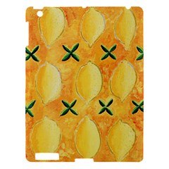 Lemons Apple iPad 3/4 Hardshell Case