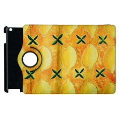 Lemons Apple Ipad 2 Flip 360 Case