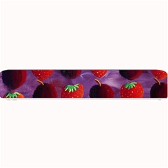 Strawberries And Plums  Small Bar Mats