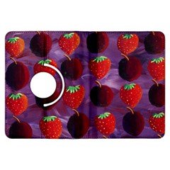 Strawberries And Plums  Kindle Fire HDX Flip 360 Case