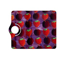 Strawberries And Plums  Kindle Fire HDX 8.9  Flip 360 Case