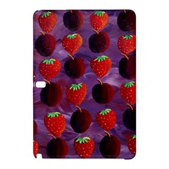 Strawberries And Plums  Samsung Galaxy Tab Pro 10.1 Hardshell Case