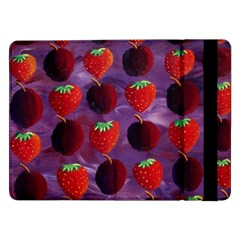 Strawberries And Plums  Samsung Galaxy Tab Pro 12.2  Flip Case