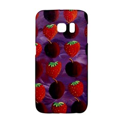 Strawberries And Plums  Galaxy S6 Edge