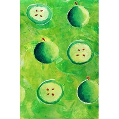 Apples In Halves  5.5  x 8.5  Notebooks