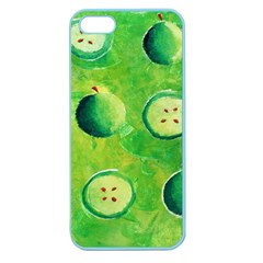 Apples In Halves  Apple Seamless iPhone 5 Case (Color)