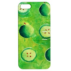 Apples In Halves  Apple iPhone 5 Hardshell Case with Stand