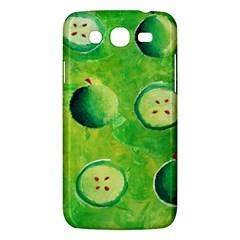 Apples In Halves  Samsung Galaxy Mega 5.8 I9152 Hardshell Case