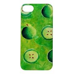 Apples In Halves  Apple iPhone 5S Hardshell Case