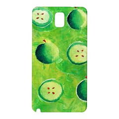 Apples In Halves  Samsung Galaxy Note 3 N9005 Hardshell Back Case