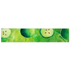 Apples In Halves  Flano Scarf (Small)