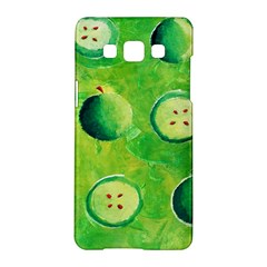 Apples In Halves  Samsung Galaxy A5 Hardshell Case