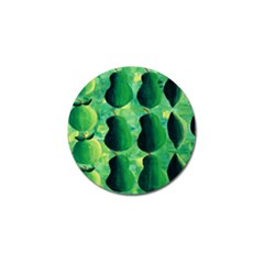 Apples Pears And Limes  Golf Ball Marker