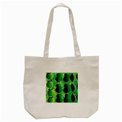 Apples Pears And Limes  Tote Bag (Cream)