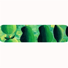 Apples Pears And Limes  Large Bar Mats