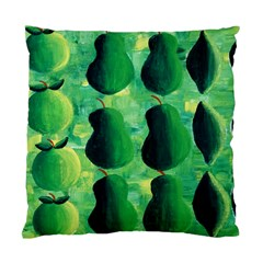 Apples Pears And Limes  Standard Cushion Case (One Side)