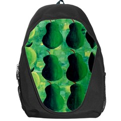Apples Pears And Limes  Backpack Bag