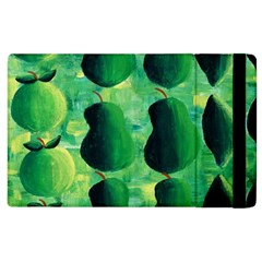 Apples Pears And Limes  Apple iPad 2 Flip Case