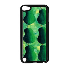 Apples Pears And Limes  Apple iPod Touch 5 Case (Black)