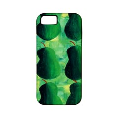 Apples Pears And Limes  Apple iPhone 5 Classic Hardshell Case (PC+Silicone)