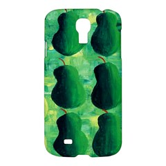 Apples Pears And Limes  Samsung Galaxy S4 I9500/I9505 Hardshell Case