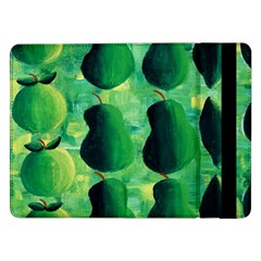 Apples Pears And Limes  Samsung Galaxy Tab Pro 12.2  Flip Case