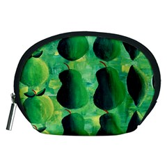 Apples Pears And Limes  Accessory Pouches (Medium)