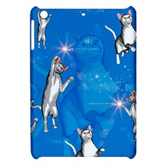 Funny, Cute Playing Cats With Stras Apple iPad Mini Hardshell Case