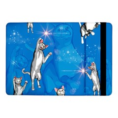 Funny, Cute Playing Cats With Stras Samsung Galaxy Tab Pro 10.1  Flip Case