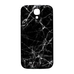 Black marble Stone pattern Samsung Galaxy S4 I9500/I9505  Hardshell Back Case