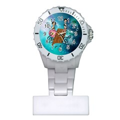 Music, Pan Flute With Fairy Nurses Watches
