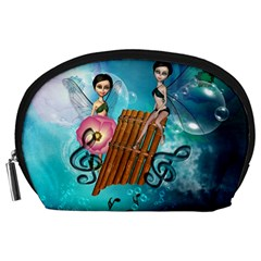 Music, Pan Flute With Fairy Accessory Pouches (Large)