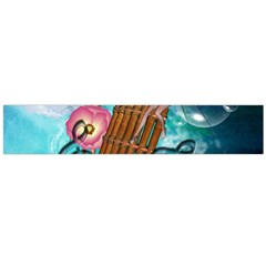 Music, Pan Flute With Fairy Flano Scarf (Large)