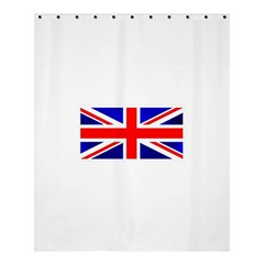 Brit1 Shower Curtain 60  X 72  (medium)