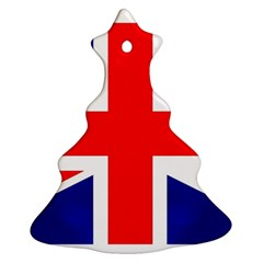 Brit1 Christmas Tree Ornament (2 Sides)