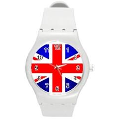 Brit1 Round Plastic Sport Watch (M)