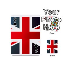 Brit2 Playing Cards 54 (Mini)