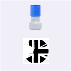 Brit2 Rubber Round Stamps (Small)