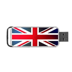 Brit2 Portable USB Flash (Two Sides)