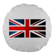 Brit2 Large 18  Premium Round Cushions