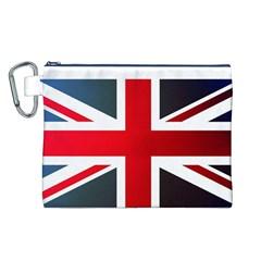 Brit2 Canvas Cosmetic Bag (l)