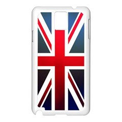 Brit2a Samsung Galaxy Note 3 N9005 Case (White)