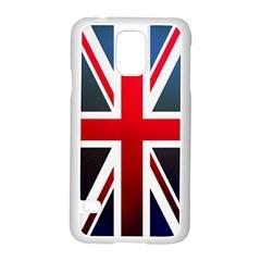Brit2a Samsung Galaxy S5 Case (White)