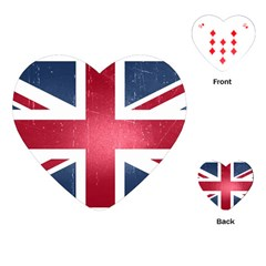 Brit3 Playing Cards (heart)