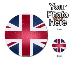 Brit3 Multi Purpose Cards (round)