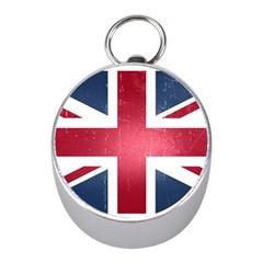 Brit3 Mini Silver Compasses
