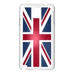 Brit3a Samsung Galaxy Note 3 N9005 Case (White)