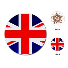 Brit4 Playing Cards (Round)