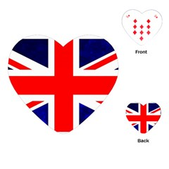 Brit4 Playing Cards (Heart)