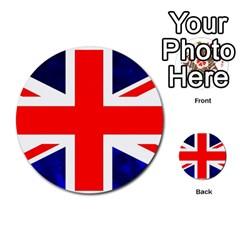 Brit4 Multi-purpose Cards (Round)